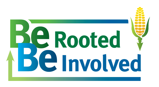 Be Rooted. Be Involved. logo