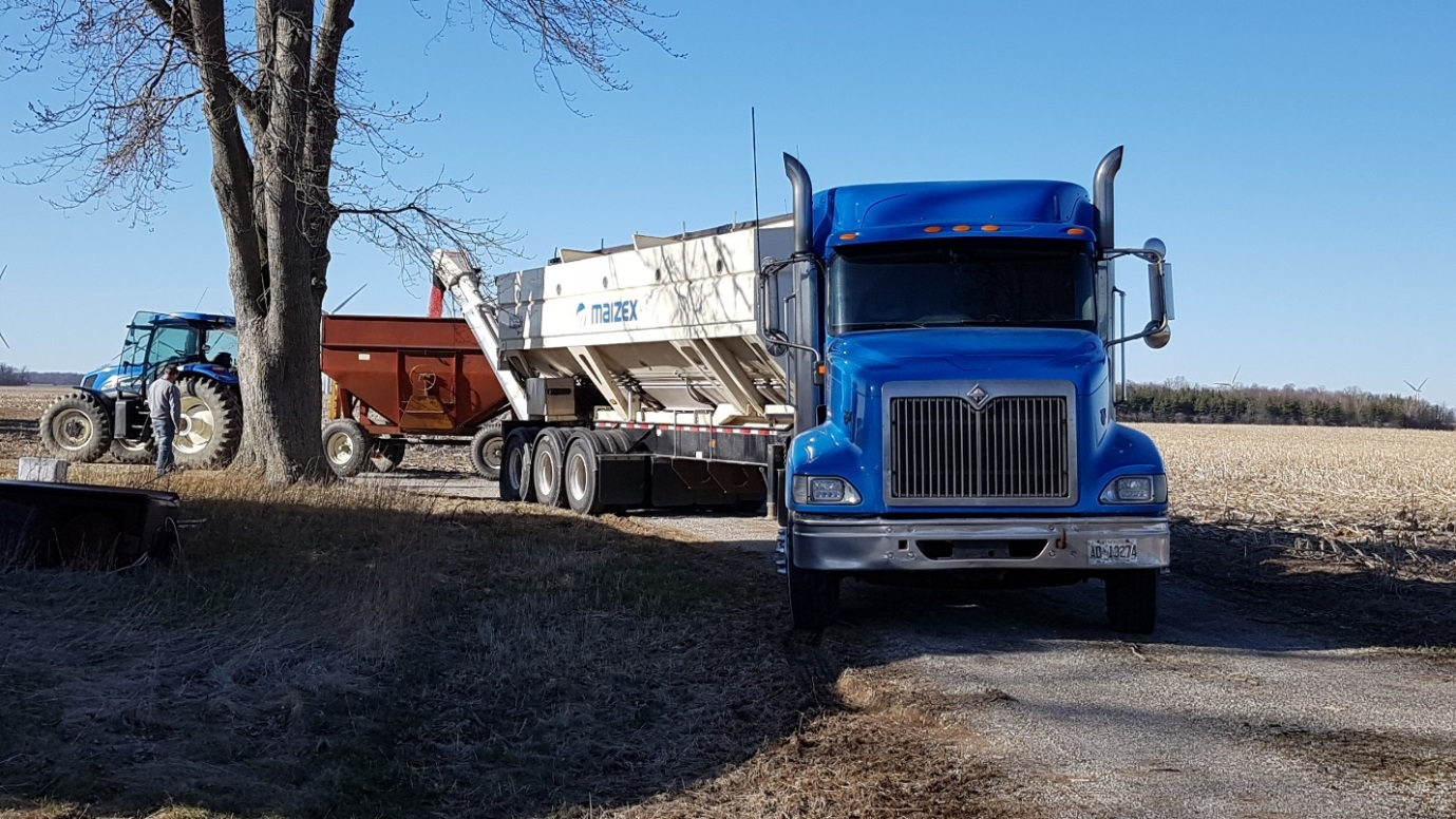 Maizex Soybean Delivery