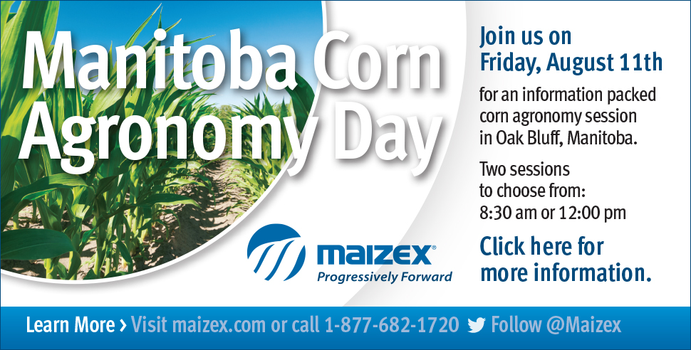 Maizex Seeds Agronomy Day invite