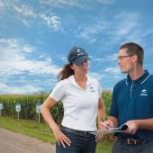 Maizex Seeds Inc. Shawn and Stacey