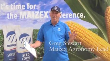 Maizex Agronomy Lead Greg Stewart talking about Nitrogen Calculators for corn