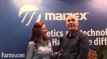 Maizex Corn Report - Greg and Stacey