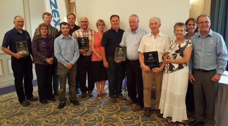 2017 Maizex Award Winners for Central Ontario to Kingston